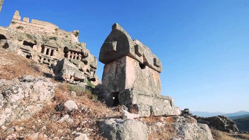 Nekropoldeki Kral Mezarı