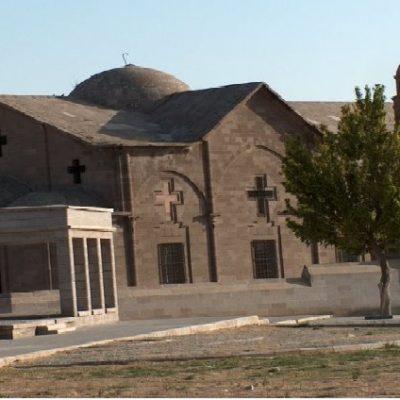 Aziz Theodoros Trion (Üzümlü) Kilisesi