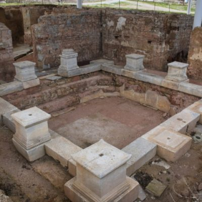 Parion (Kemer) Antik Kenti