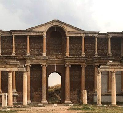 Sardes(Sart) Antik Kenti