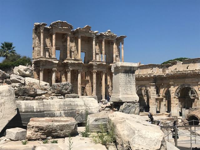 Efes (Ephesus) Antik Kenti