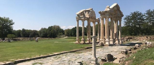 Afrodisias (Aphrodisias) Antik Kenti