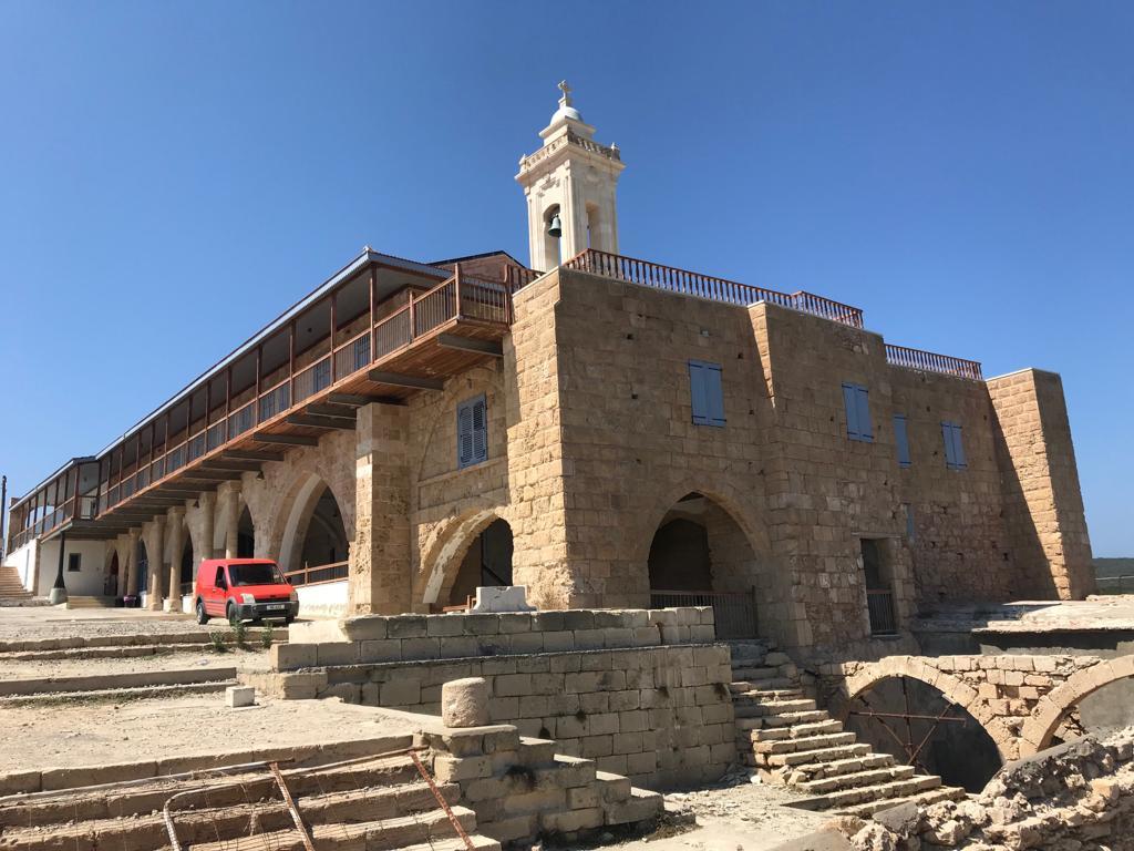 Apostolos Andreas Manastırı