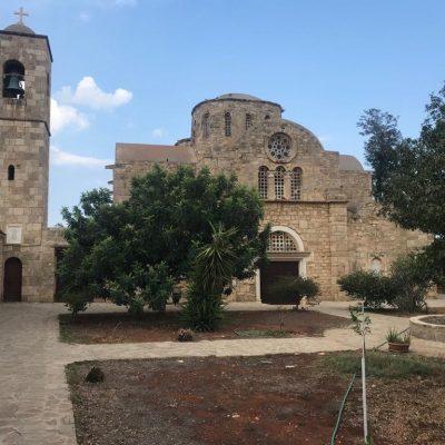 Aziz Barnabas (St. Barnabas) Manastırı