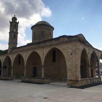 Aziz Mamas (St. Mamas) Kilisesi