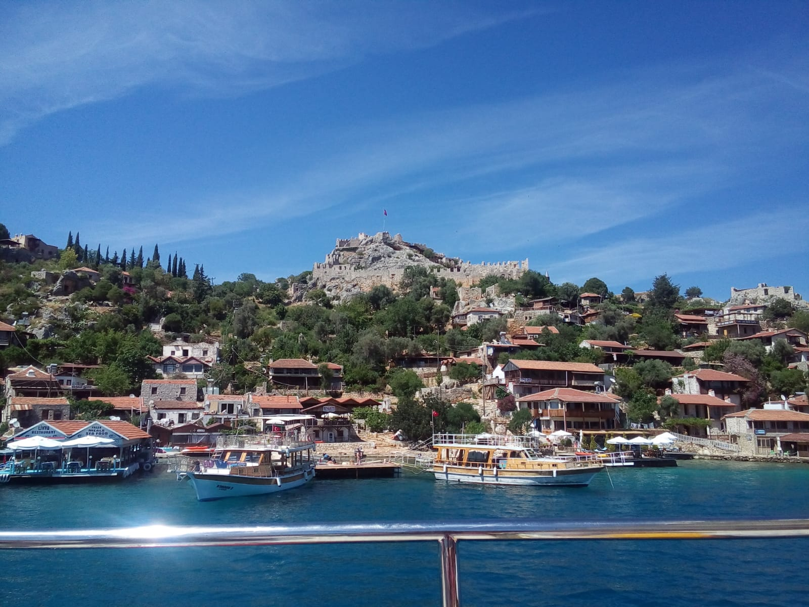 Kekova Batıkşehir – Kaleköy (Simena) – Üçağız Köyü (Theimiusa)