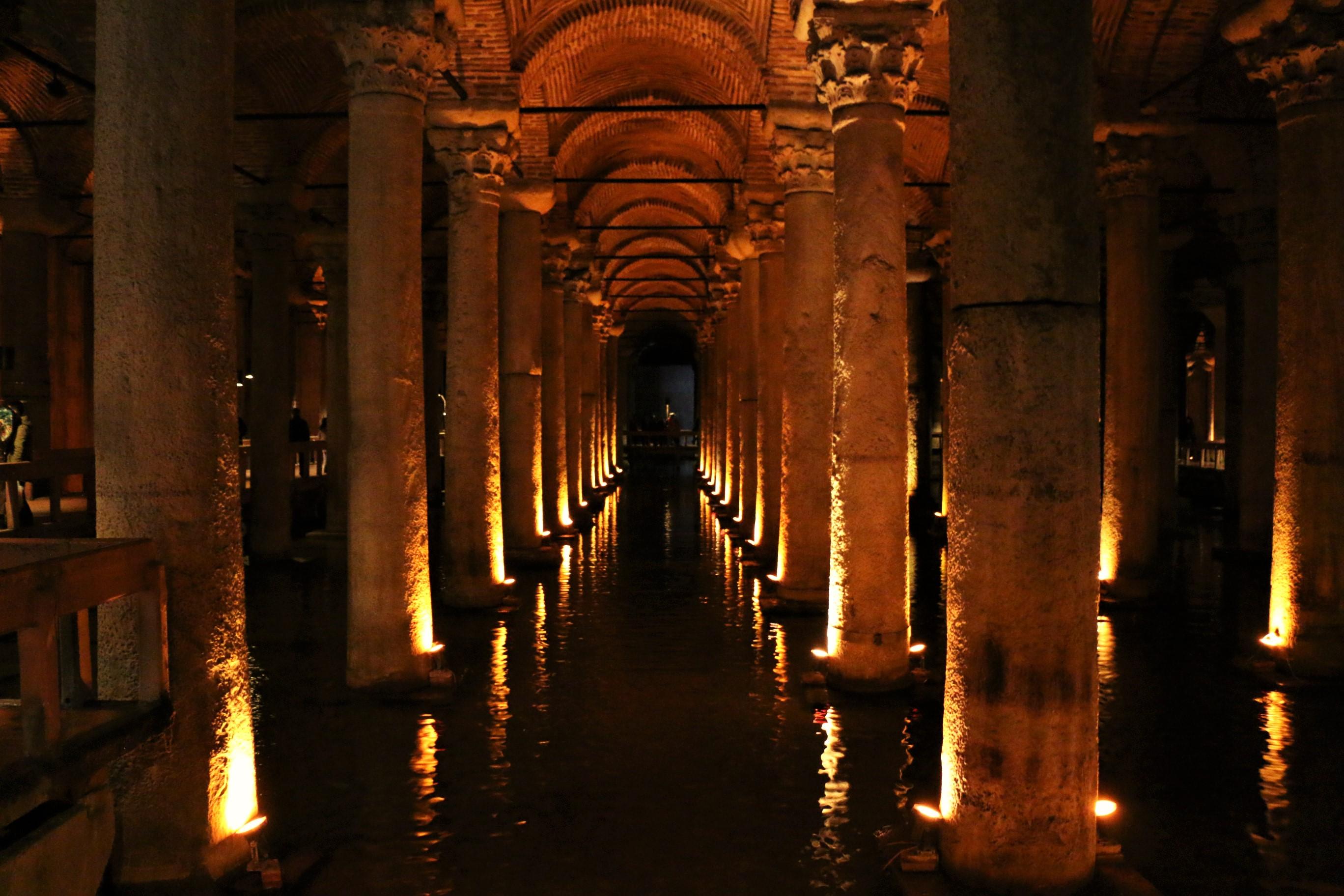 Yerebatan (Bazilika) Sarnıcı
